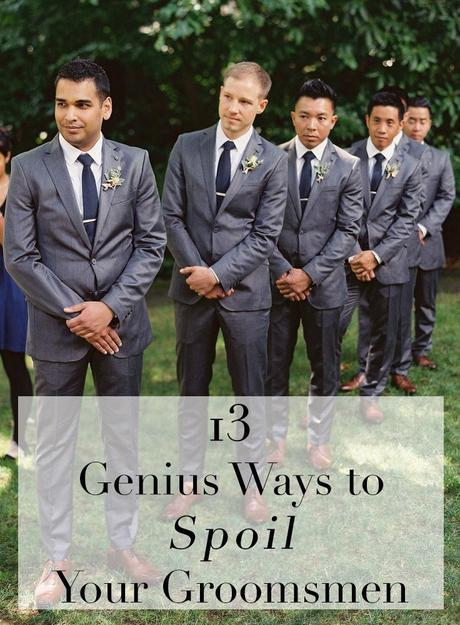 Fantastic ideas for groomsmen gifts