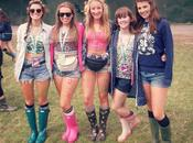 Catching with Blonde: Festival Stripes...