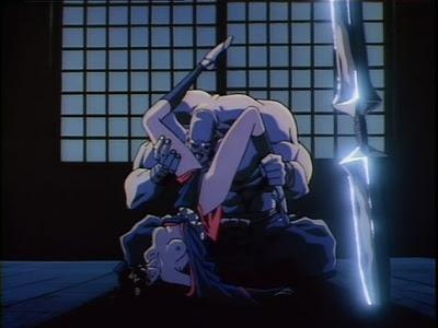 Sex, Power, and Purity in Kawajiri's Ninja Scroll