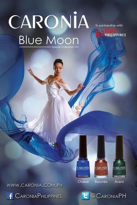 Caronia Blue Moon Special Collection