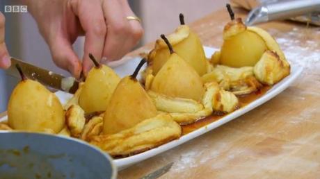 Leek, Cheese & Potato Pie: GBBO Week #5 - Paperblog