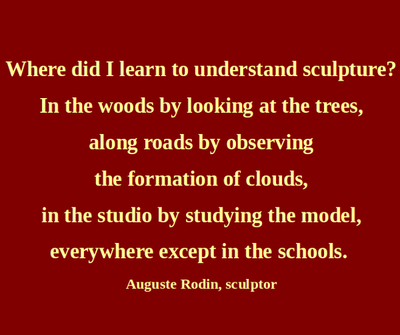 Quotes-Rodin