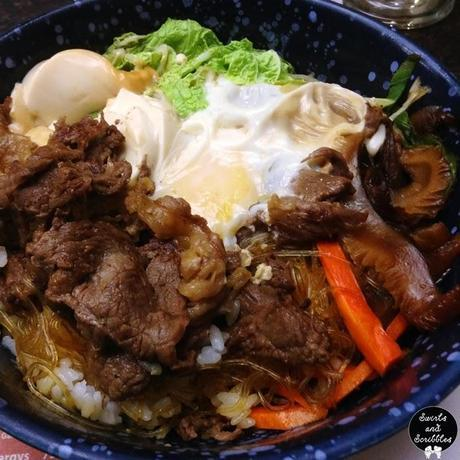Eat's A Date: Tempura Japanese Grill @ Alabang, Muntinlupa City